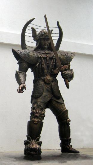 Samurai   II Otros Figurativa