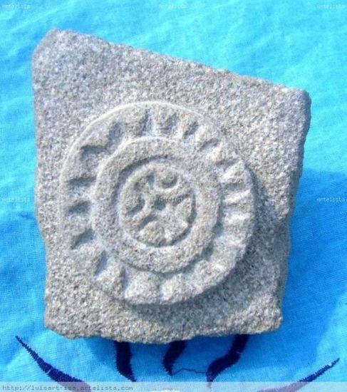 Estela de Barros... Piedra Figurativa