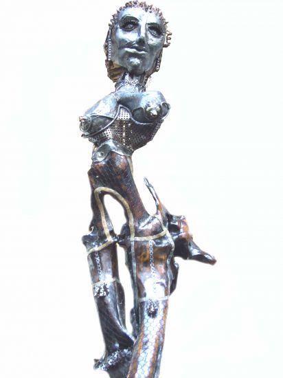 Bataclana Metal Figurative