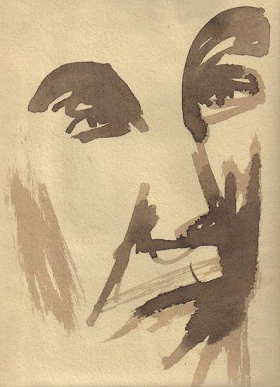 rostro 2 Tinta