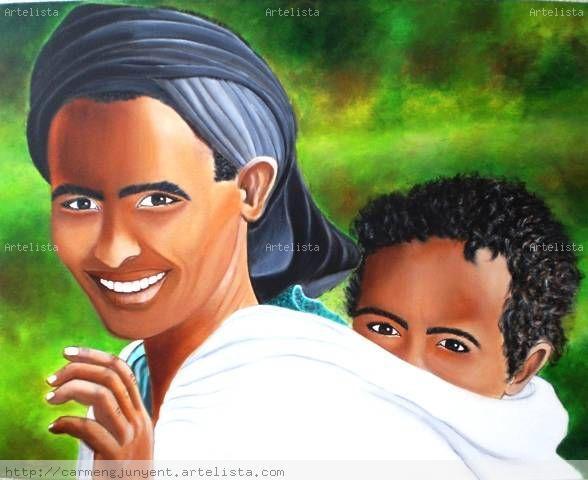 miradas de etiopia