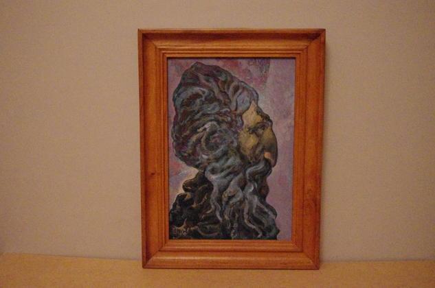 Moisés (Profeta) Cartulina Otros Retrato
