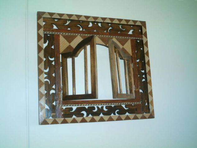 ventana Decoración Muebles y Objetos de Madera