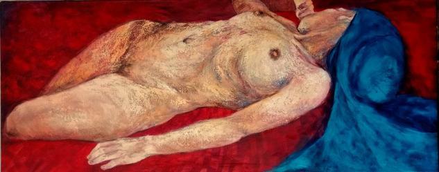 El Desnudo Nude Paintings Oil Canvas