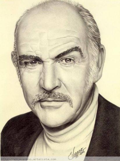 Sean Connery Grafito
