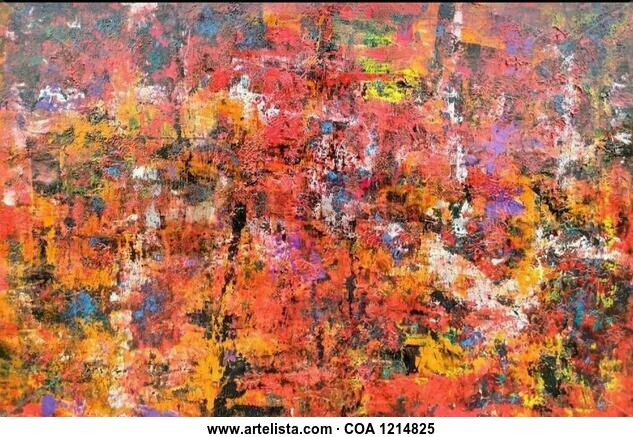 Metamorfosis (Metamorphosis) Others Gouache Canvas