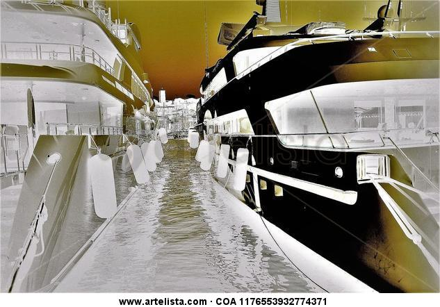 Cannes dock