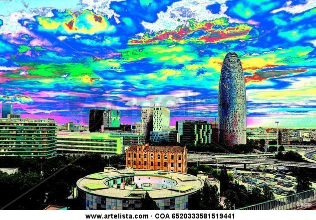 Barcelona Otras temáticas Color (Química)