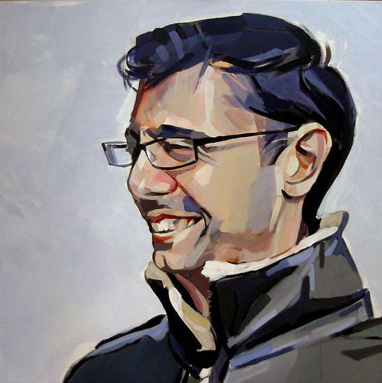 Retrato de José González Mora