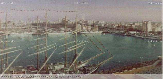 Gran regata 92 panoramica