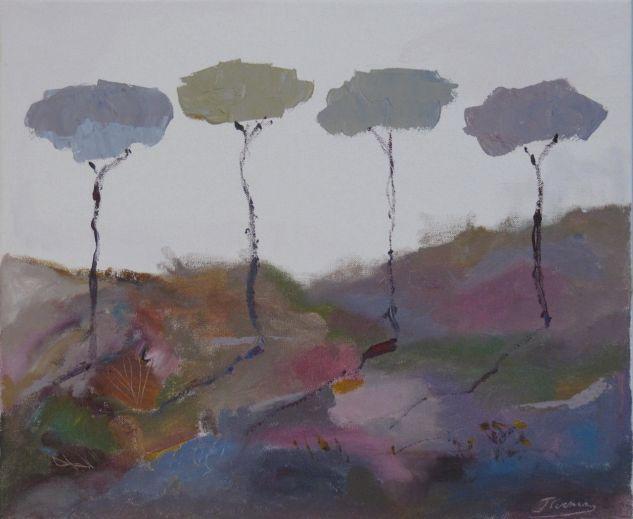 árboles como nubes 2