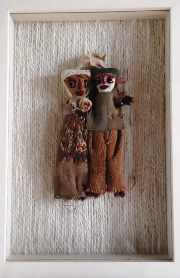 Muñecas familia