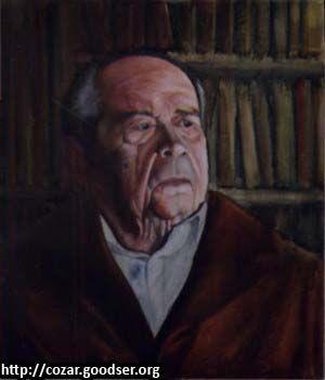 Francisco Cozar Óleo Lienzo Retrato
