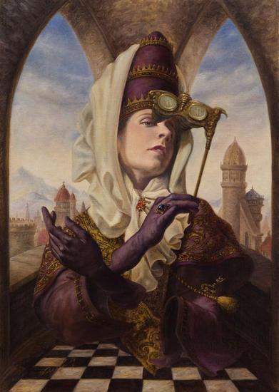 El Alfil Purpura