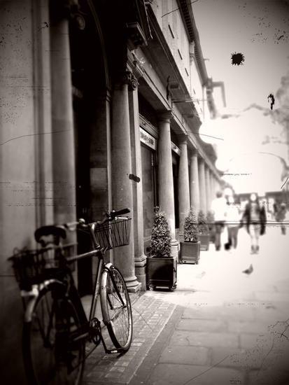 Cambridge Blanco y Negro (Digital) Viajes