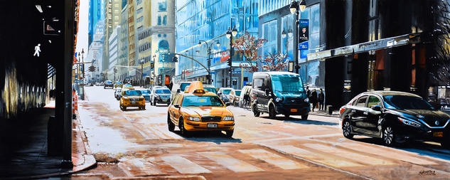 New York #61 Paisaje Otros Otros