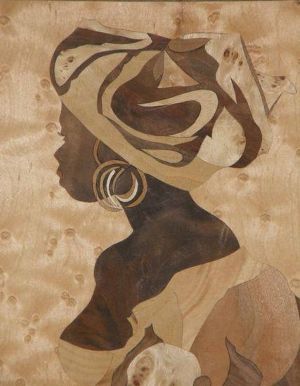 Girl from Senegal