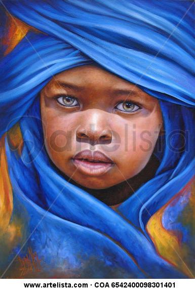 niño de áfrica 71