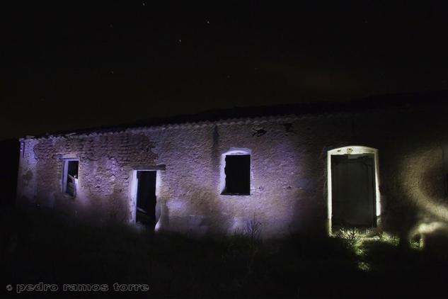 Ruinas de puente viejo Arquitectura e interiorismo Color (Digital)
