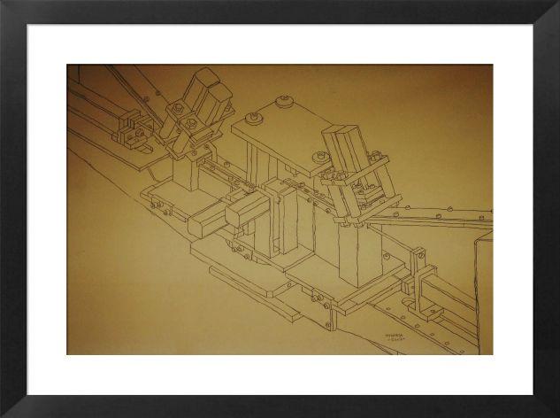 Maquina de producci.on-3 Card Graphite Others