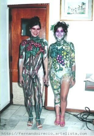 BODY PAINTING 3