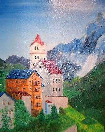 Casas en los alpes joan crous - Casas en los alpes suizos ...