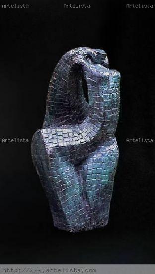 Viboras Bronce Figurativa