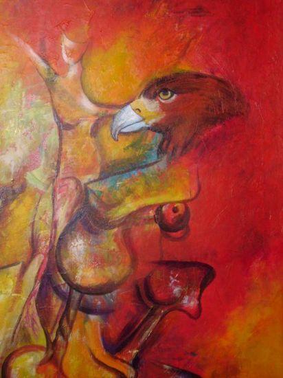 Art Power Óleo Lienzo Paisaje