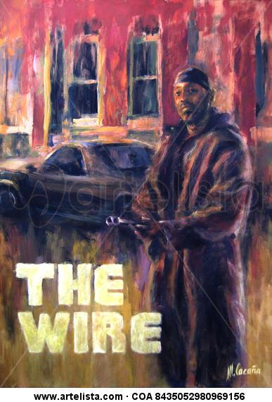 omar little en the wire