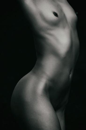 Body Otras temáticas Blanco y Negro (Digital)