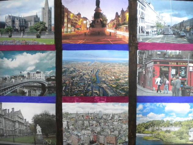 Collage Dublín 2 Landscaping Card