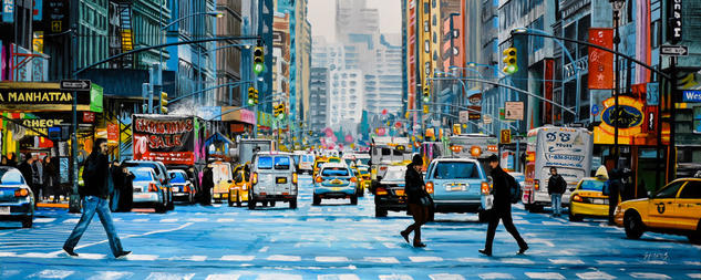 New York #71 Paisaje Otros Otros