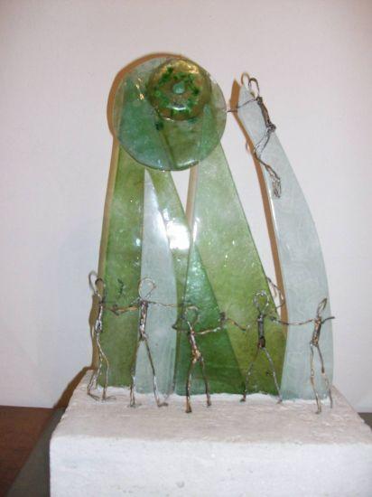 El paraiso De vidriera Otros Figura