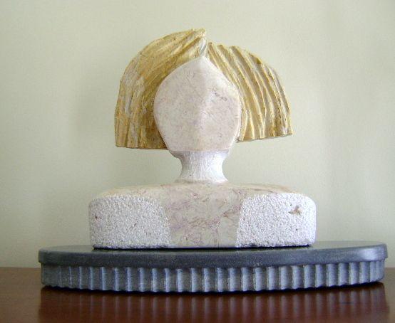 Busto II Piedra Figurativa