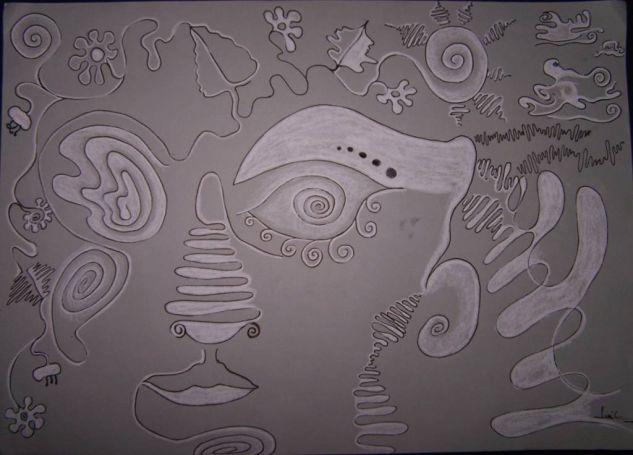 Dibujo a la pachamama