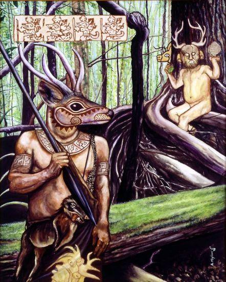 el guerrero chundaruku
