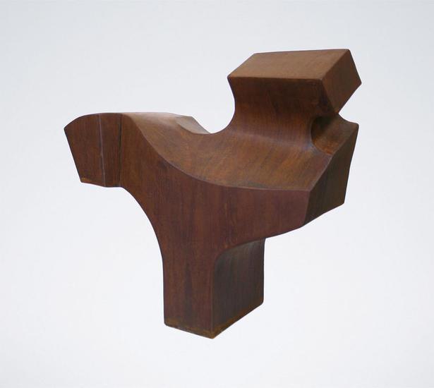 Torso 2 Abstract Metal