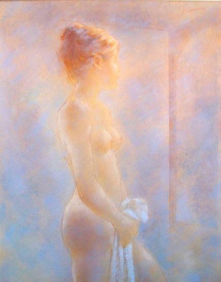DESNUDO Cartulina Pastel Desnudos