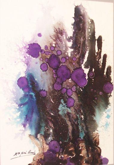 fantasía en lila