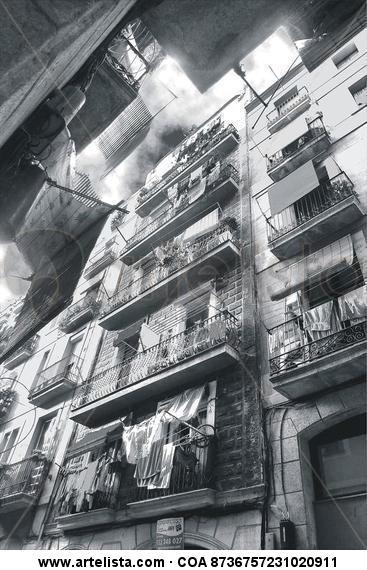 ROSA Blanco y Negro (Digital) Arquitectura e interiorismo