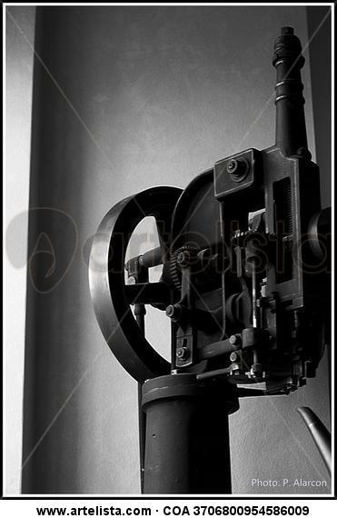 La prensa Bodegones Blanco y Negro (Digital)