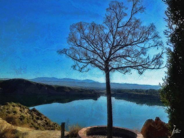 El cielo que me espera Naturaleza Color (Digital)