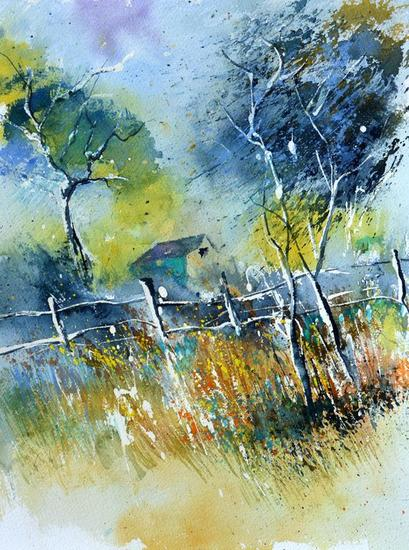 watercolor 716062 Landscaping Watercolour Paper