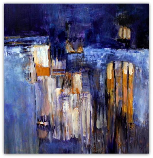 Night in Venice, 2016 Lienzo Acrílico Otros
