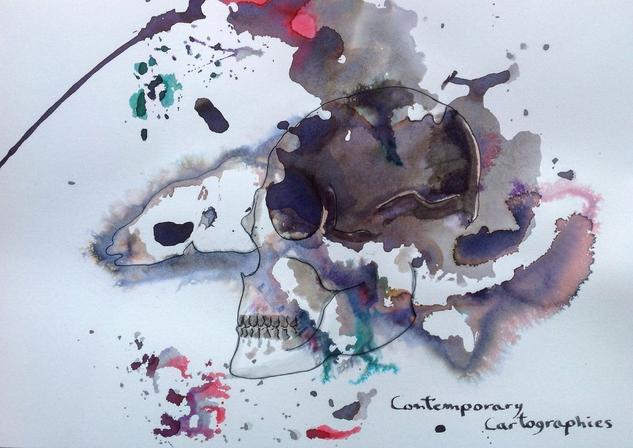 Contemporary cartographies Tinta