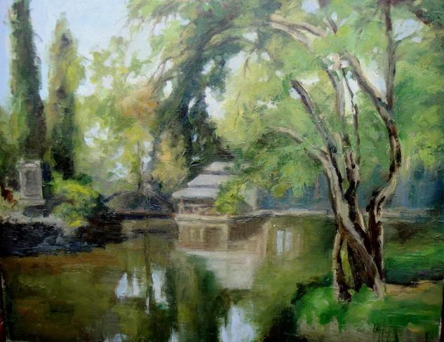 el estanque