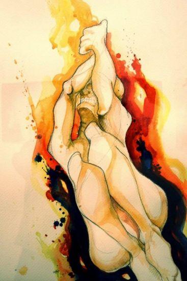musa 1 - César Reyes Nájera - artelista.com