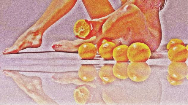cuerpo y naranjas Architecture and Interiorism