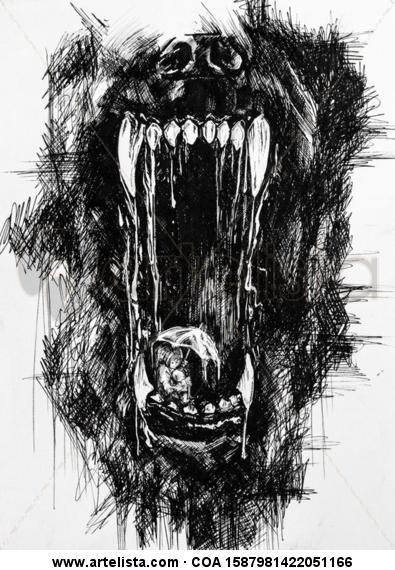 En la boca del lobo Ink