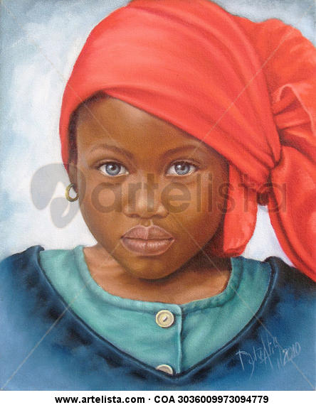 niña de áfrica 19